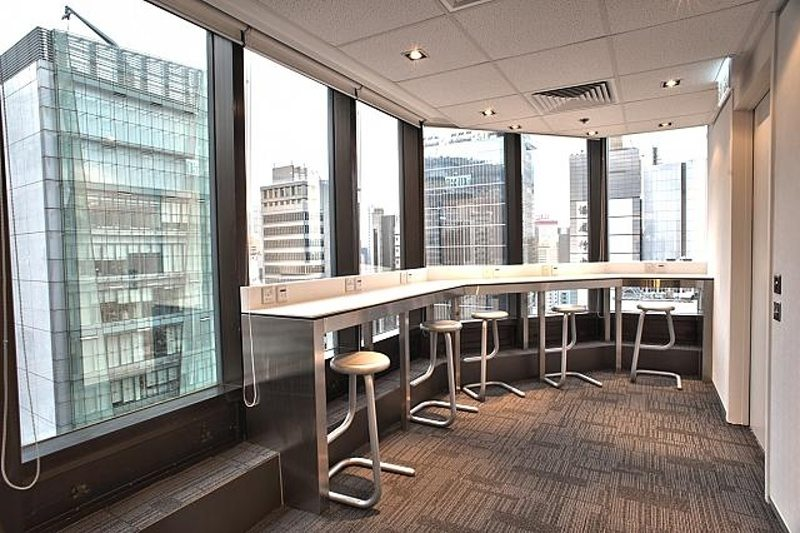Shared Office Business Centre In Worldwide House Officefinder Hong Kong Serviced Office