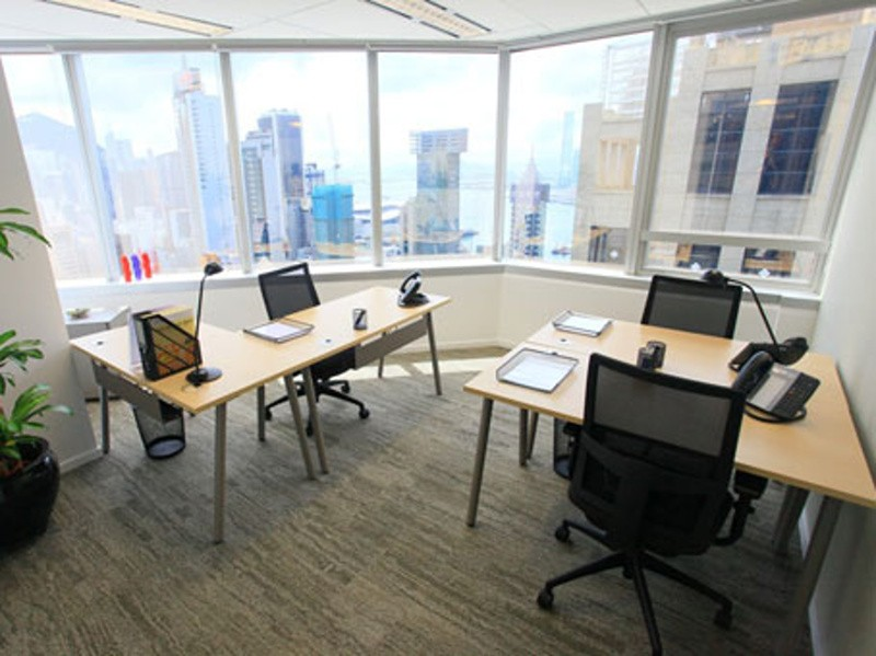 Shared Office Business Centre In Times Square Tower One Officefinder Hong Kong Serviced