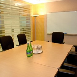 Conference room of business center. Functional layout. Office furniture provided. (The Lee Gardens)