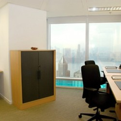 Multiple workstations in business center. Stunning sea view. Abundant natural light. Office furniture provided. (The Lee Gardens)