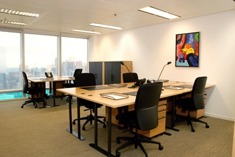 Shared office business centre in the lee gardens Shared office space design