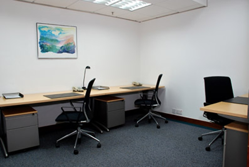 Shared Office Business Centre In Central Plaza Officefinder Hong Kong Serviced Office Space