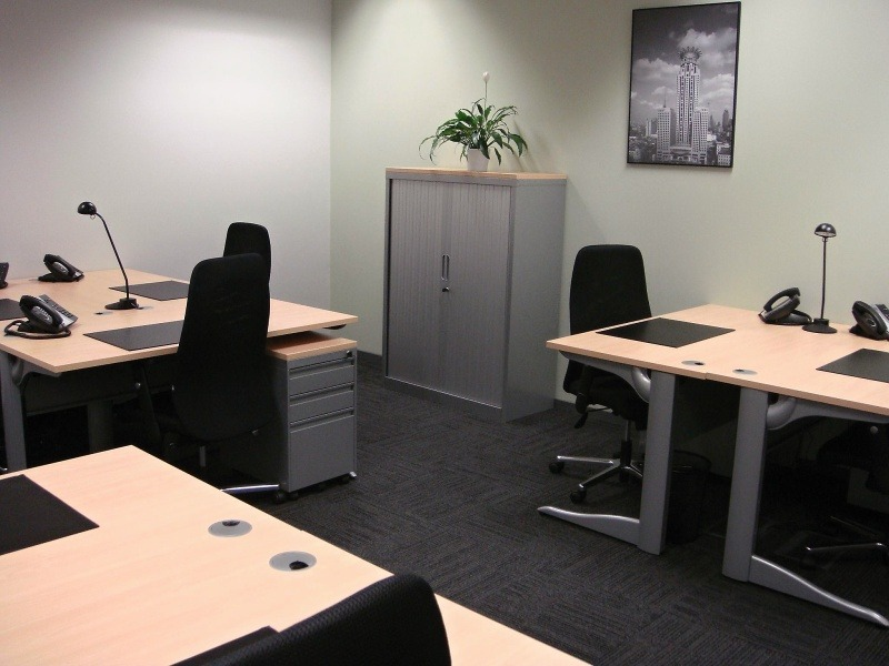 Office Furniture: Shared Office & Business Centre In International Commerce