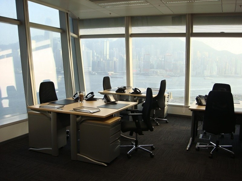 Shared Office Business Centre In International Commerce Centre Icc Officefinder Hong Kong