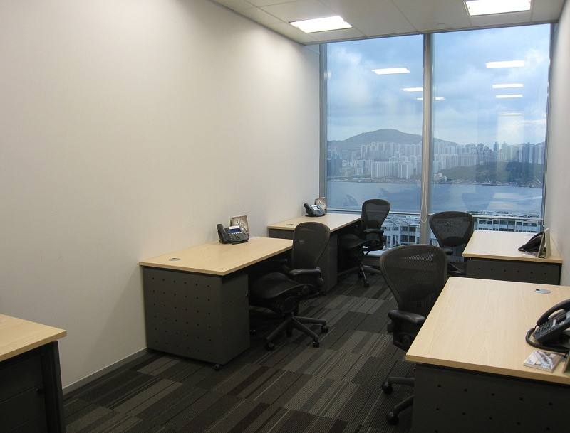 Shared Office & Business Centre In One Island East