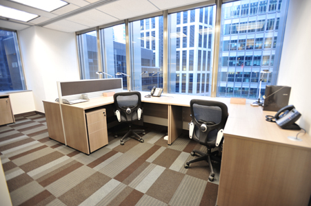 Shared Office Business Centre In Wheelock House Centre A Officefinder Hong Kong Serviced