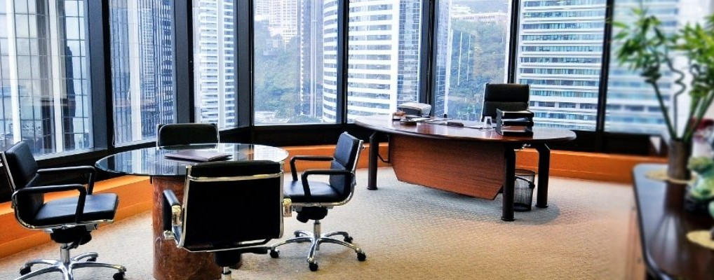 hong kong serviced office space rental agents