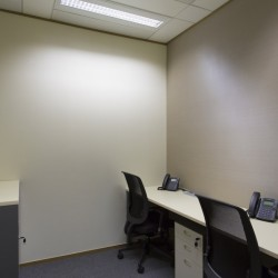 A room of double workstations. Office furniture provided. (Millennium City 5)
