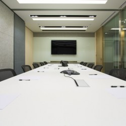 Conference room of business center. Equipped with teleconference facilities and a TV. (Millennium City 5)
