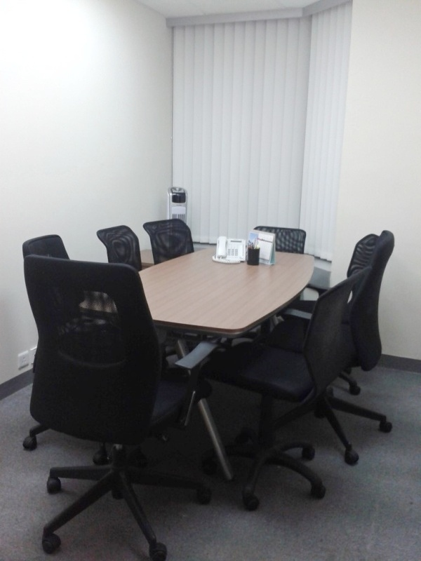 Shared Office Business Centre In Kowloon Building