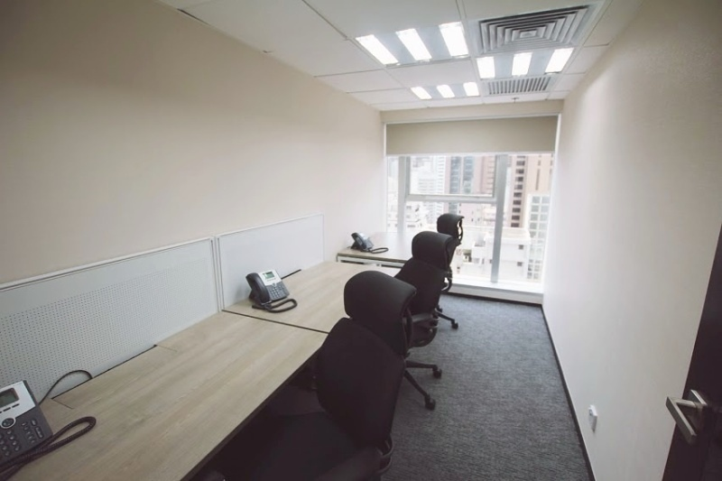 Shared Office & Business Centre In Causeway Bay Plaza 2