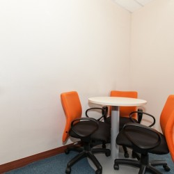 Meeting room of business center. Minimalist design. (Causeway Bay Plaza 1)