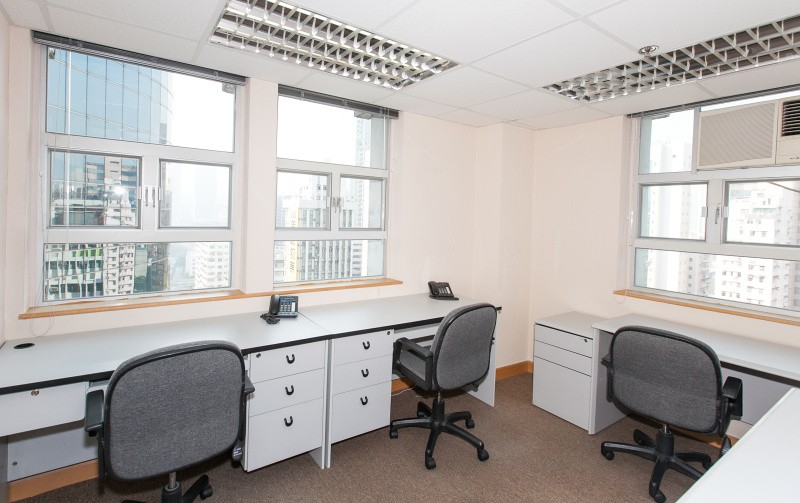 Shared Office Business Centre In Mongkok Commercial Centre Officefinder Hong Kong Serviced
