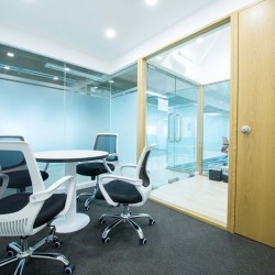 Conference room of business center. Fashionable style. (Hung To Centre)