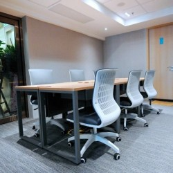 Multiple working space of business center. Cozy working environment. (Central 88)