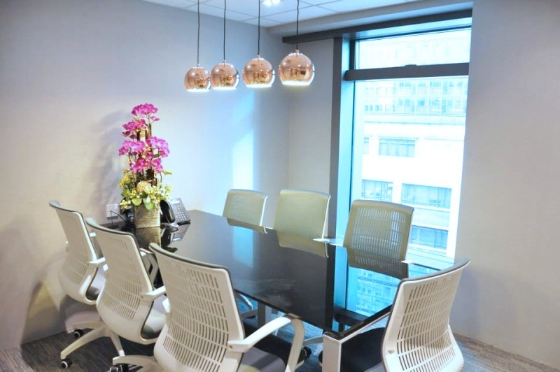 Business Centre In Central 88 Hong Kong Officefinder Hong Kong Serviced Office Space Rental