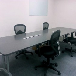 Conference room of business center. Office furniture provided. (MG Tower)