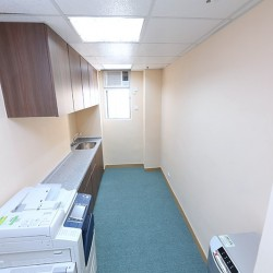 32B05_Pantry of business center. Equipped with photocopier and cabinet. (280 Portland Street)
