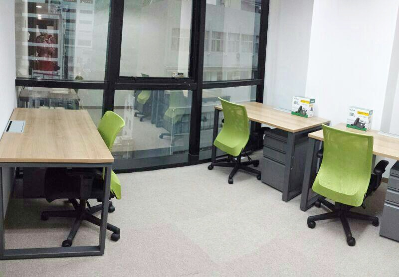 Shared Office Business Centre In Silver Fortune Plaza Officefinder Hong Kong Serviced