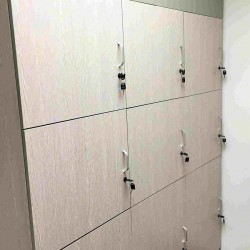 42A25_Locker provide in the business centre