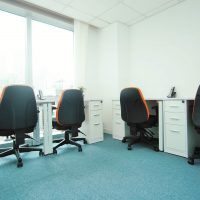 04B_03_Office rooms for 3-4 persons with good view.