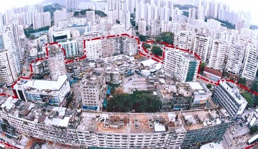 Redevelopment of Kwun Tong: Kwun Tong Town Centre Project